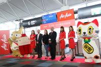 ニュース画像:エアアジア・ジャパン、名古屋/仙台線に就航 3路線目