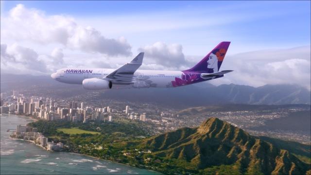 ニュース画像 1枚目:ハワイアン航空 イメージ