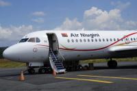 ニュース画像 1枚目:ニューギニア航空 フォッカー100