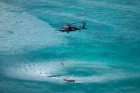 ニュース画像 1枚目:第33救難飛行隊 HH-60Gペイブホーク
