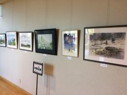 ニュース画像 1枚目:第133回 大館能代空港アートギャラリー