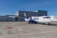 ニュース画像 1枚目:インディゴ ATR 72-600