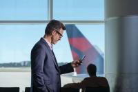 ニュース画像:デルタ航空、顧客にも運航見通し情報を提供 デイリー更新