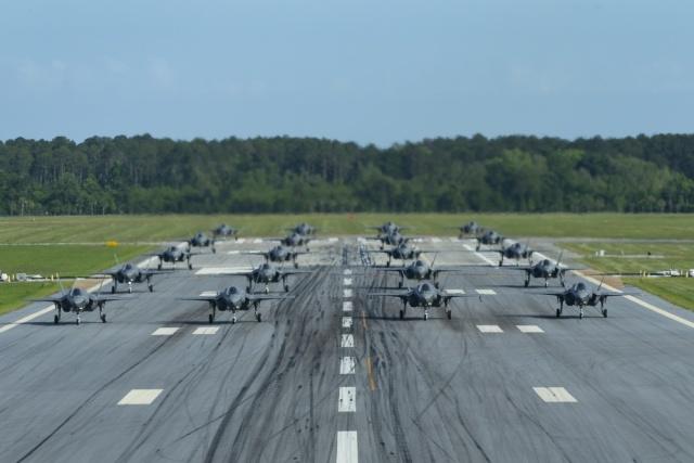 ニュース画像 1枚目:F-35B、画像はアメリカ海兵隊