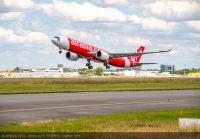 ニュース画像:タイ・エアアジア・エックス、A330neoを日本路線に投入