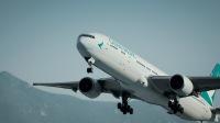 ニュース画像:下地島空港、キャセイパシフィック航空の9月訓練は計6日間