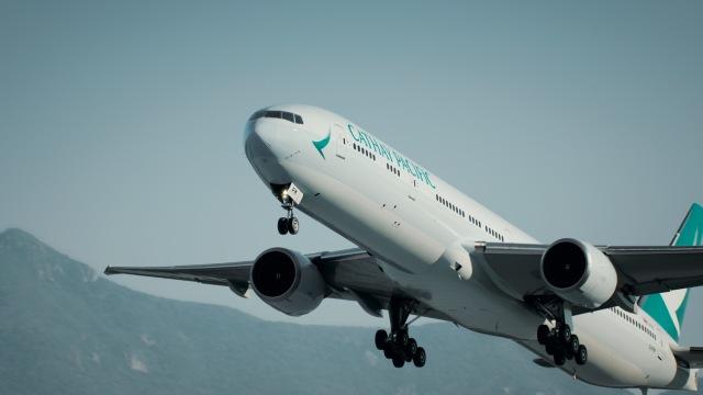 ニュース画像 1枚目:キャセイパシフィック航空 777-300ER