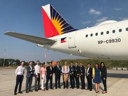 ニュース画像 1枚目:フィリピン航空