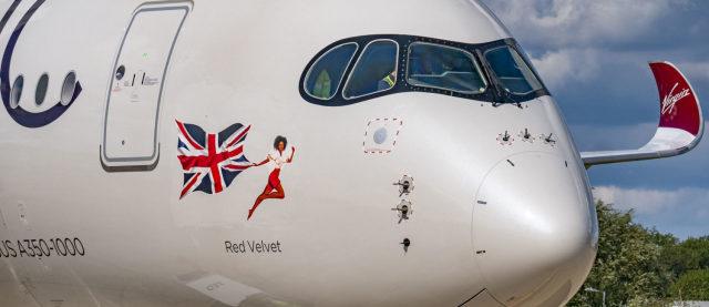 ニュース画像 1枚目:ヴァージン・アトランティック A350-1000