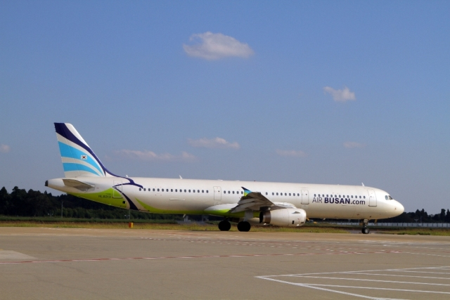 ニュース画像 1枚目:エアプサン A321