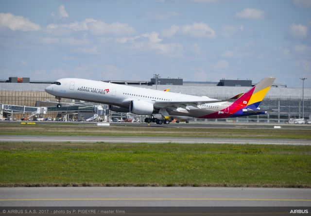 ニュース画像 1枚目:アシアナ航空 A350