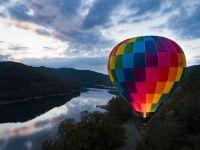 ニュース画像:熱気球係留体験などができる三河高原アドベンチャー、9月21日から開催