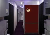 ニュース画像 1枚目:JALの787-8国内線仕様