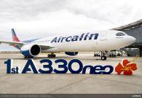 ニュース画像:エアカラン、A330-900就航記念でニュースレター登録キャンペーン