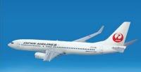 ニュース画像 1枚目:JAL 737-800 イメージ