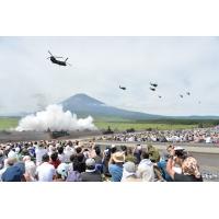 ニュース画像 2枚目:富士総合火力演習