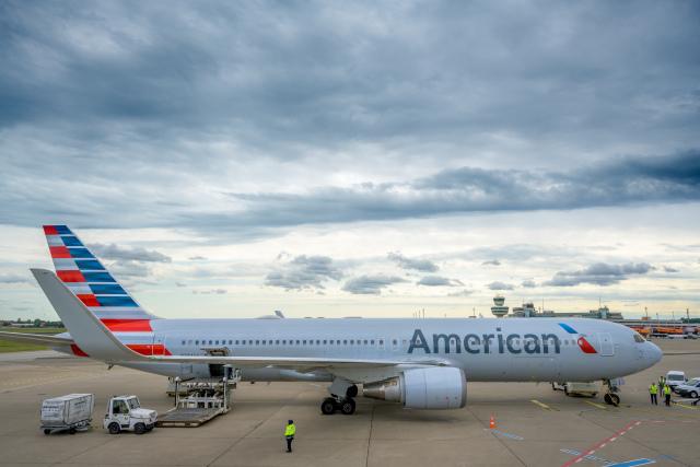 ニュース画像 1枚目:アメリカン航空 767-300ER