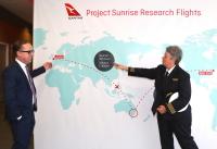 ニュース画像:カンタス航空、10月から12月に長距離フライトの調査飛行を実施へ
