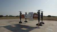 ニュース画像:ベルとヤマトの貨物eVTOLシステム、機能実証実験に成功
