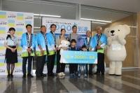 ニュース画像:帯広空港、旅客数2,000万人達成 記念セレモニーを開催