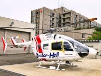 ニュース画像:朝日航洋の秋田県ドクターヘリ、無事故運航2,000回出動を達成