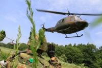 ニュース画像:北部方面航空隊、航空隊統一訓練を実施 AH-1Sによる射撃訓練など