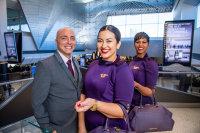 ニュース画像:デルタ航空、2020年度の客室乗務員の募集を開始