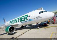 ニュース画像:フロンティア航空、「グリーン・クラス」導入 持続可能な空の旅の実現で