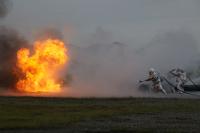 ニュース画像:岐阜基地、9月12日に航空機救難消防訓練を実施