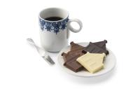 ニュース画像:KLM、森林再生活動から作ったチョコレートをビジネスクラスで提供