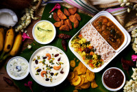 ニュース画像:エミレーツ、南インド発着路線で特別メニュー マラヤーラム暦の新年で