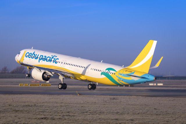 ニュース画像 1枚目:セブパシフィック航空 A321neo