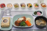 ニュース画像:デルタ、ビジネス機内食に「京の米老舗 八代目儀兵衛」最高級ブレンド米