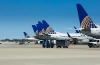 ニュース画像 1枚目:シカゴ・オヘア空港のユナイテッド航空