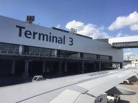 ニュース画像:成田空港第3ターミナル、電気工事で一部停電 9月4日から3日間