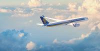 ニュース画像:A350が楽器に!