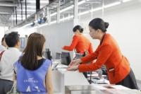 ニュース画像:セントレア、T2供用開始に先立ち「旅客ハンドリング総合訓練」を実施