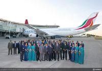 ニュース画像:スリランカ航空、運航開始から40周年を祝う