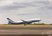 ニュース画像:ハイフライ航空、初のA330-900neoを受領