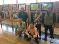 ニュース画像:釧路空港、9月29日まで「鶴居タンチョウサークル写真展」を開催