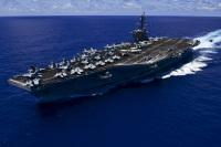 ニュース画像:USSカール・ビンソン、サンディエゴに帰港