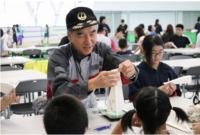 ニュース画像:JAL、関空開港25周年記念イベントで「折り紙ヒコーキ教室」を開催