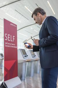 ニュース画像:デルタ、提携航空会社便の利用が便利に 共同運航便のチェックインなど