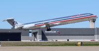 ニュース画像:アメリカン航空、MD-80がついに退役