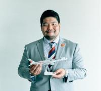 ニュース画像:JAL、ラグビー&車いすラグビー応援アンバサダーに畠山健介さん任命