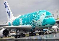 ニュース画像:今後利用したい航空会社、ANAが1位、価格面はピーチ
