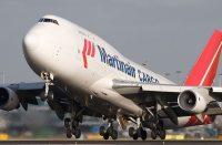 ニュース画像 1枚目:マーティンエア 747