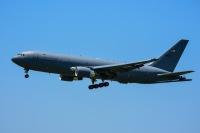 ニュース画像 1枚目:KC-46A、画像はアメリカ空軍機