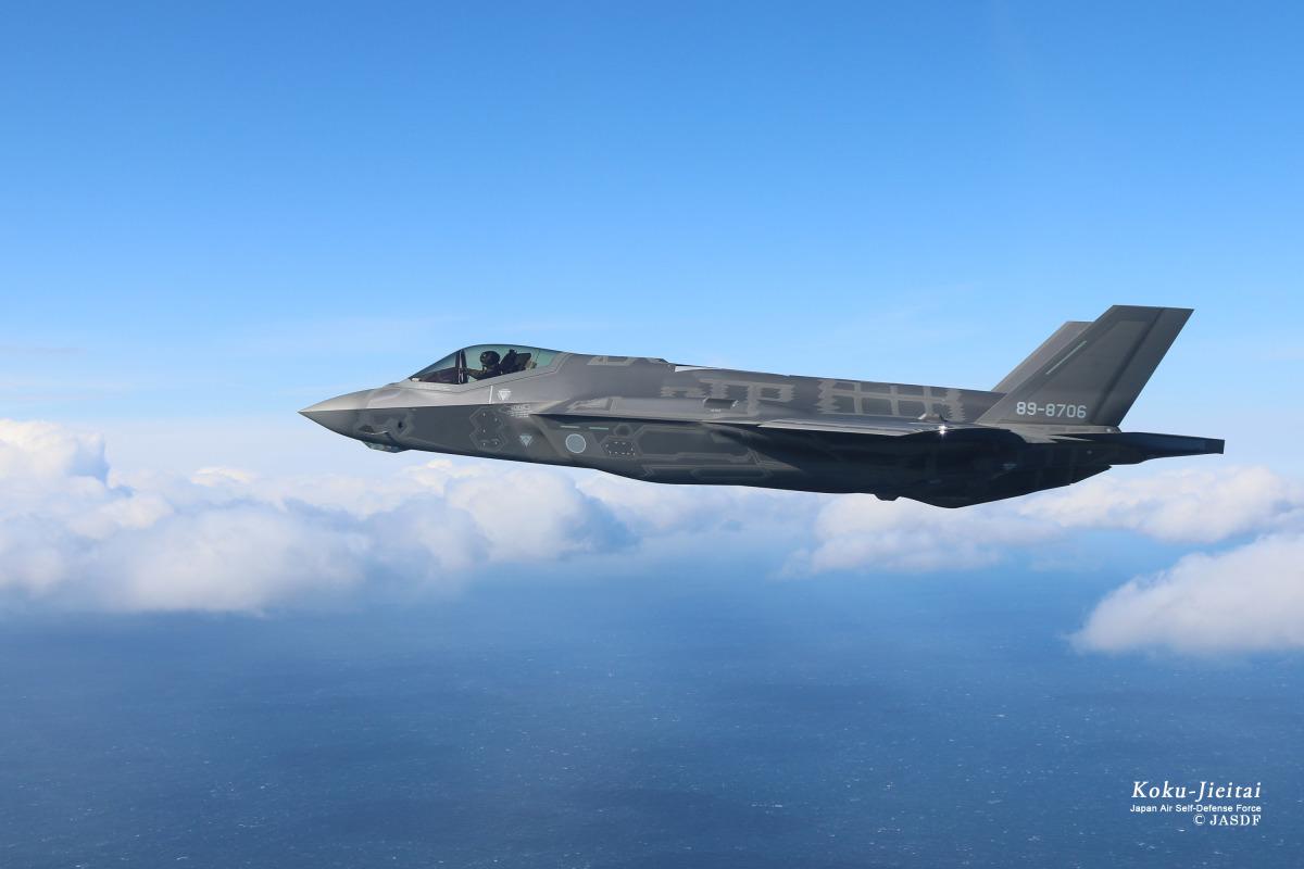 ニュース画像 1枚目:F-35AライトニングII