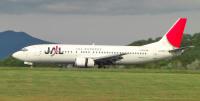 ニュース画像:JTA、最後の737-400「JA8995」を抹消